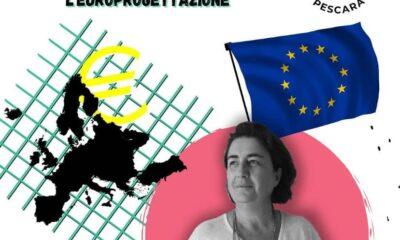 Giulia Costantino europrogettazione Abruzzo